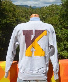 80s vintage sweatshirt KUTZTOWN university college by skippyhaha