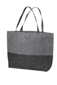 392b5aa035 Polyester Felt Easy-to-Decorate Tote Bag Large Size - BG402L. Wholesale Tote  BagsBest LuggageLarge ...