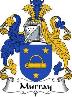 Murray coat of arms Ireland