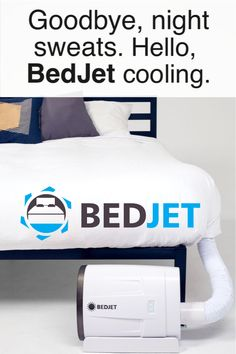 Sleep better with BedJet cooling, warming and climate comfort just for your bed. Convertible Bed, Night Sweats, Sleep Better, Decor Ideas, Warm, Awesome, Cleaning