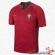 It Maglie Calcio Nike Home Maglia Portogallo 2018 Rosso Mundial 6d3719aacebd8