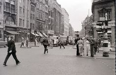 All sizes | High Holborn, London, 2 August 1955 | Flickr - Photo Sharing!