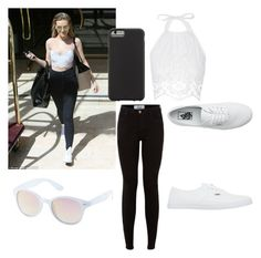 """""""Untitled #36"""" by jkal-shirazi on Polyvore featuring Miguelina, Charlotte Russe, Vans and Case-Mate"""