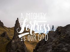 A Mighty Fortress 7/365  let my weakness show Your glory /and my scars declare Your strength /You are everything I need / And when the battle comes / I know You're my defender / a mighty fortress is Our God