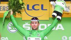 Tour de France: Melhores momentos da 3ª etapa, vencida por Mark Cavendish