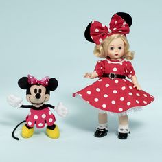 """Madame Alexander Minnie And Me 8"""" Doll from the Disney Collection - 2012 Collection"""