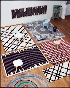 Carpets by Atelier Pfister