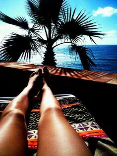 Can't wait to be spending my time with the people I love and tanning (: