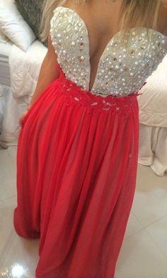 Pd343 Charming Prom Dress,Beading Prom Dress,Sweetheart Prom Dress,Chiffon Prom Dress