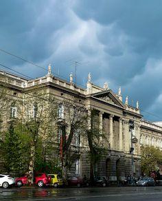Belgrade University, Serbia
