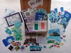 Ireland Adventure Pack Travel Explore Learn about World   Etsy