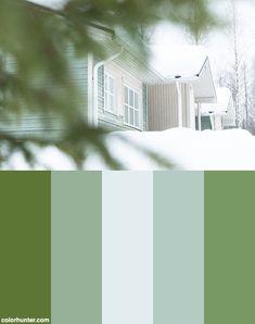 Huoneistohotelli Huili Color Scheme from colorhunter.com