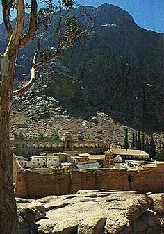 Mount Moses, Sinai (Egypt)