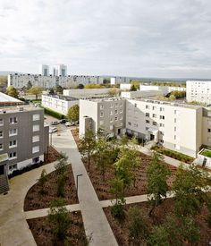 """A Changing Neighbourhood"": Photo credit: Julien Falsimagne"