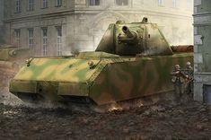 Maus с полным интерьером, КЭТ-Т, Tiger I и другие новинки | Scale Modelling News | Яндекс Дзен