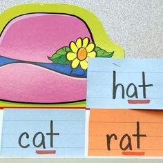 What Rhymes with this Picture?: Exploring Rhymes Orally and in Writing Learning Phonics, Rhyming Activities, Learning Letters, Spelling Words, Spelling Patterns, Phonetic Sounds, What Rhymes