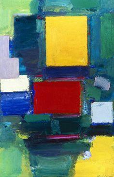 'Hans Hofmann: The Door.' by Granger Art on Demand on artflakes.com as poster or art print $19.41