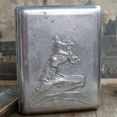 vintage cigarette case... Home Decor... Feb 04L by CoolVintage