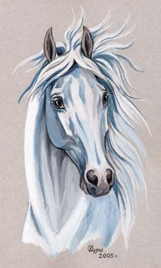 Horse Drawings, Animal Drawings, Art Drawings, Horse Canvas Painting, Knife Painting, Simple Acrylic Paintings, Acrylic Art, Horse Artwork, Pastel Art