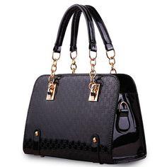 Sac a Main Femme Borse Delle Donne Marche Famose Borsa Nera Pochette Soiree Donna Shoulder Bag Bolso Mujer Marca 2016 Tote bag
