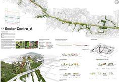 Propuestas seleccionadas Parque del Río Medellín, Código: WJ5. LATITUD SEBASTIÁN MONSALVE GÓMEZ (Medellín) by Empresa de Desarrollo Urbano (...