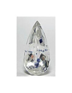 Fluorine en Quartz facetté Semi précieuses par FenderMinerals