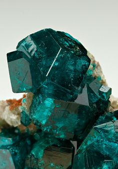 Dioptase from Tsumeb Mine. DerHammerStein Auction
