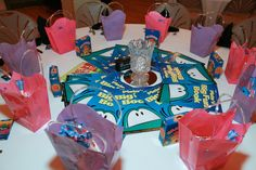 Wedding Table, Kids Table, Coloring Book Kids Table, Wedding Table for Kids.
