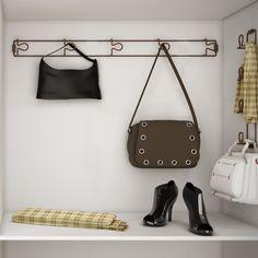 Porta Bolsas Fixo Simples | Farelo Criativo
