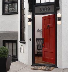 Beautiful Doors and Door Knockers