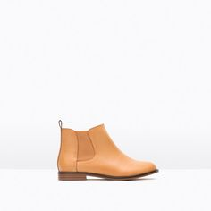 SOFT ANKLE BOOTS from Zara