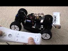 RC car controlled by Wii Remote on Arduino « Circuits@Home