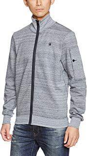 G STAR RAW Stalt Tracktop SW LS Gilet Homme | Nike jacket