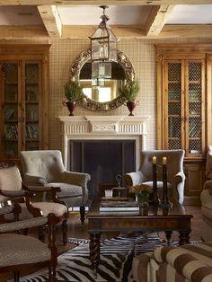 Laurel Hill – Interior Designer Cindy Rinfret's House    Greenwich, CT, United States