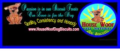 """Our Timeline on our House Wolf K-9 Dog Biscuits Face Book Page.  Come """"Like"""" us"""