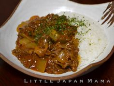 Hayashi Rice Recipe   Like Cream Stew  and Corn Potage , Hayashi Rice is a Yoshoku  dish, which means it is the Japanese adaptation of a ...