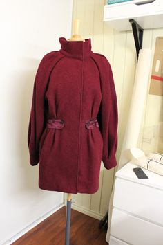 Folk Clothing, Hooded Jacket, Fall Winter, Athletic, Hoodies, Sweaters, Jackets, Clothes, Fashion