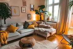 things to get from the primark home decor – Quag Home Living Room, Apartment Living Room, Boho Living Room, Trendy Living Rooms, Apartment Decor, Yellow Living Room, Interior Design Living Room, Living Decor, Home And Living