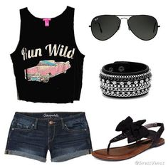 My favorite! Causal outfit for summer