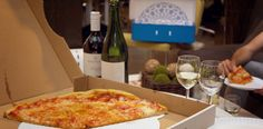3 tips for  pizza and wine pairing | the black label