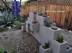 Cinder Block Projects | The Owner-Builder Network