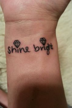 1000 images about ink we love on pinterest new tattoos for Inspirational wrist tattoos
