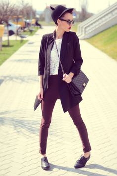awesome 15 Ways To Style Your Oxford Shoes, #Oxford #Shoes #Style #Ways,15 Ways To Style Your Oxford Shoes