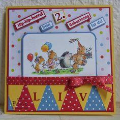Bines Karten und mehr...: Kids