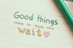 Patience? Help me...