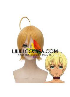 Food Wars Ikumi Mito Cosplay Wig