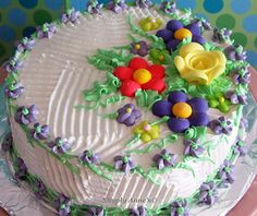 Ube Pandan Party Cake   simply anne   Flickr