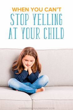 Tips on how to better control your anger when you find yourself yelling at your child. Learn to manage your temper and stop yelling with these gentle but effective techniques. A must for any parent who wants to improve her relationship with her child.