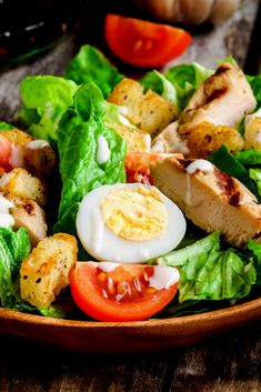 Meat Recipes 76814 The Caesar salad is a classic when it comes to mixed salads. She is very popular! Find all our steps to prepare it to perfection # Caesar cuisine # vegetables # chicken # easy recipe # quick recipe # Gourmandiz Mexican Chicken Recipes, Grilled Chicken Recipes, Steak Recipes, Easy Chicken Recipes, Cooking Recipes, Grilled Meat, Summer Grilling Recipes, Healthy Grilling, Healthy Dinner Recipes
