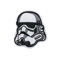 Krieg der Sterne imperialen Stormtrooper Patch von FlagPatchKingdom